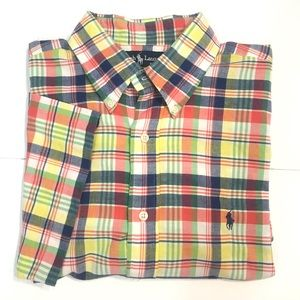 Ralph Lauren Dress Shirt L